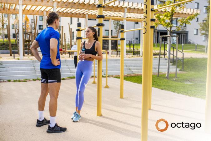 Slovenská spoločnosť Octago chce rozhýbať každého, aj za hranicami