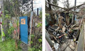 V Petržalke horela záhradná chatka. Muž stihol pred smrťou vysvetliť, ako k požiaru prišlo