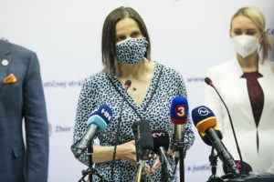 PoslankyňaHajšelová je pripravená stiahnuť svoj návrh o zmenách podmienokkolúznej väzby