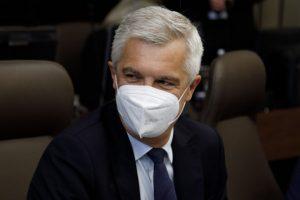 Minister zahraničných vecíprijal končiaceho talianskeho veľvyslanca Meucciho