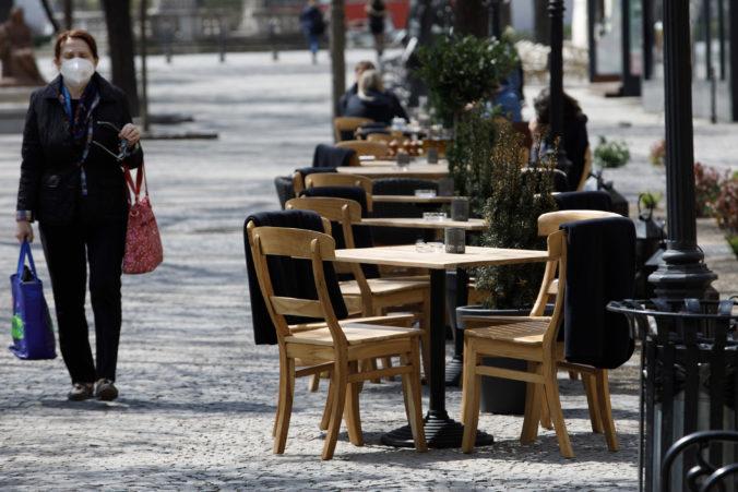Banská Bystrica má zatvorených 20 percent gastro prevádzok, otvorenie terás ich totiž nemusí zachrániť