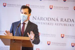 Šeliga ako podpredseda parlamentu končí, Droba sa pre porušenie zákazu vychádzania z funkcie odísť nechystá (video)