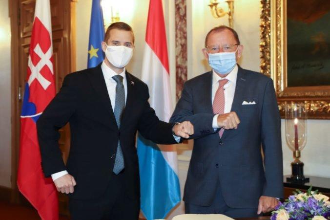 Slovensko aj Luxembursko podľa Klusa oceňujú prínos Schengenu pre každodenný život občanov
