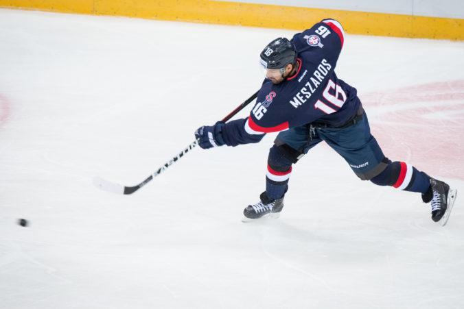 Meszároš opustil HC Slovan Bratislava, po 17 rokoch si oblečie dres Dukly Trenčín