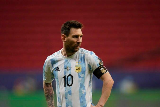 Messi má za sebou už 147 reprezentačných zápasov. Vyrovnal Mascheranov rekord a Argentína je vo štvrťfinále