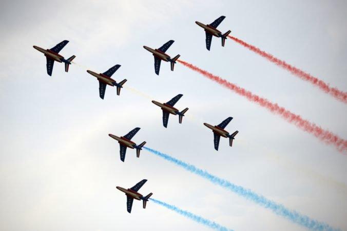 Medzinárodné letecké dni SIAF budú v Kuchyni, na jubilejnom ročníku sa predstaví 14 krajín