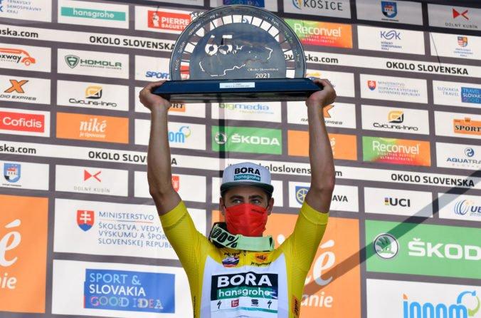 Sagan sa stal celkovým víťazom pretekov Okolo Slovenska, na záver ho zdolal jedine Izraelčan (foto)