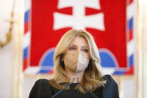Prezidentka Čaputová poukázala na nesmiernu dôležitosť vyšetrovania káuz, musí sa pokračovať v očistení Slovenska