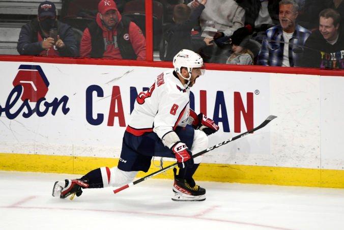 Fehérváry má v NHL po góle aj prvú asistenciu, Ovečkin prekonal legendárneho Gretzkého (video)