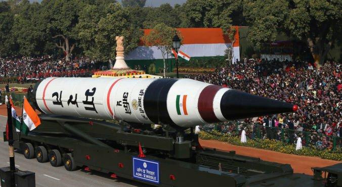 India otestovala medzikontinentálnu balistickú strelu schopnú uniesť aj jadrovú hlavicu