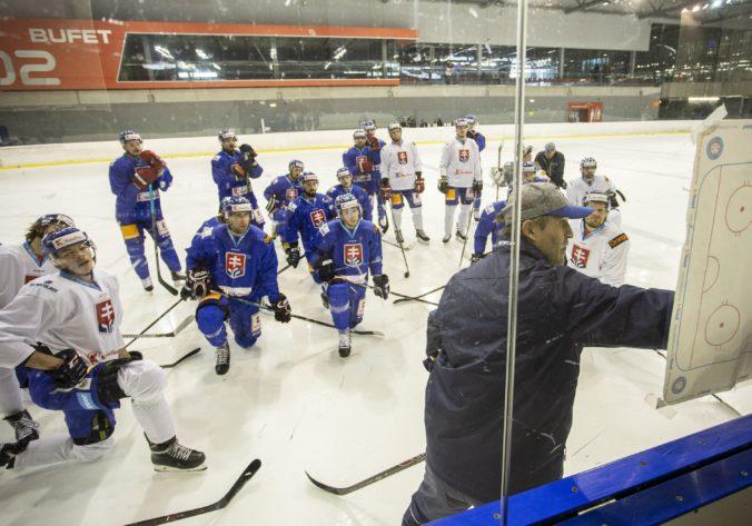 Slovenskí hokejisti sa chystajú na Nemecký pohár, Ramsay nominoval hráčov najmä zo slovenskej a českej extraligy