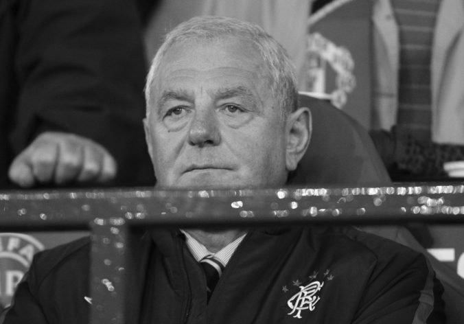Zomrel legendárny Walter Smith, s futbalistami Glasgow Rangers získal až desať ligových titulov